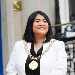Hazel Chu, Lord Mayor of Dublin